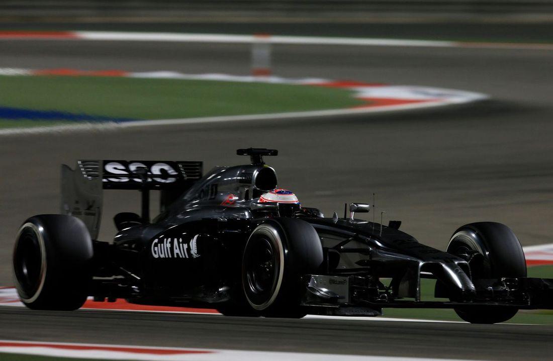 Mclaren Formula 1 Bahrain Grand Prix In Pictures