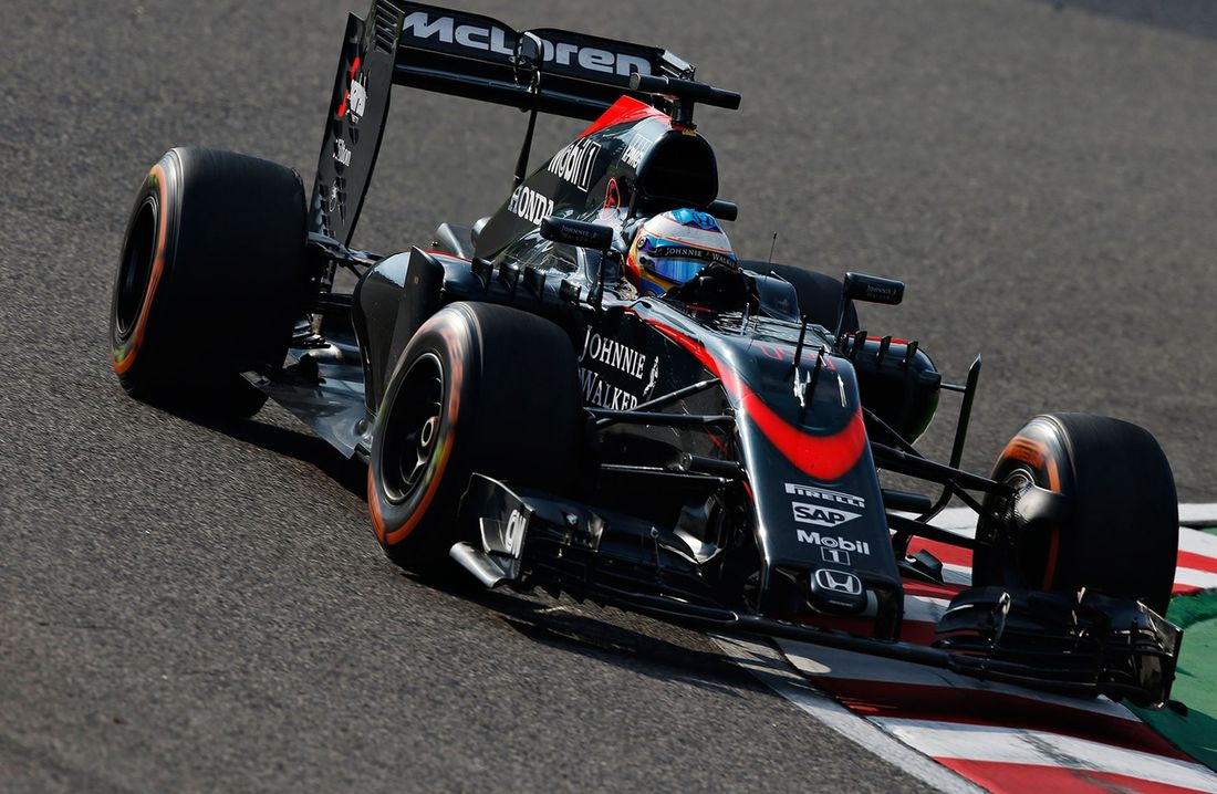 mclaren formula 1 japanese grand prix in pictures. Black Bedroom Furniture Sets. Home Design Ideas