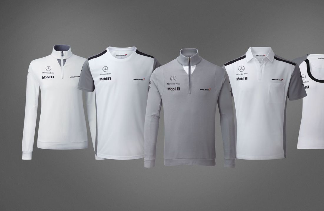 McLaren Racing - New season  New car  New Kit