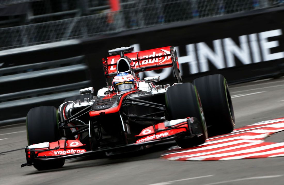 Mclaren Formula 1 Monaco Grand Prix In Pictures