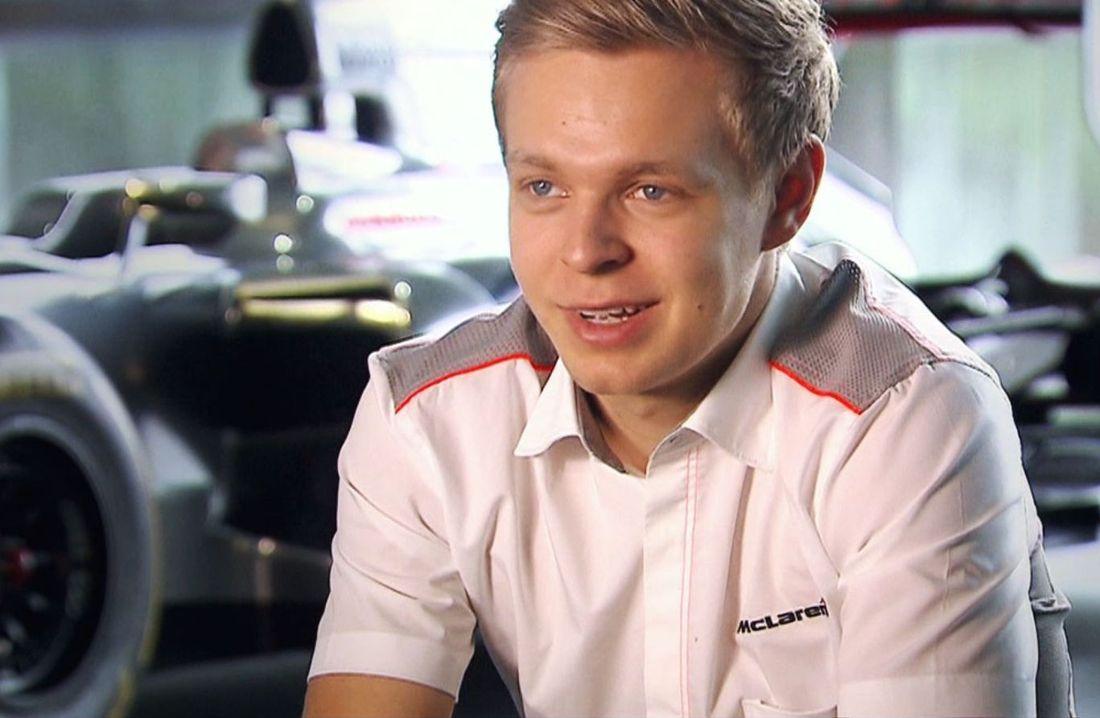 Kevin Magnussen: 2014 starts here