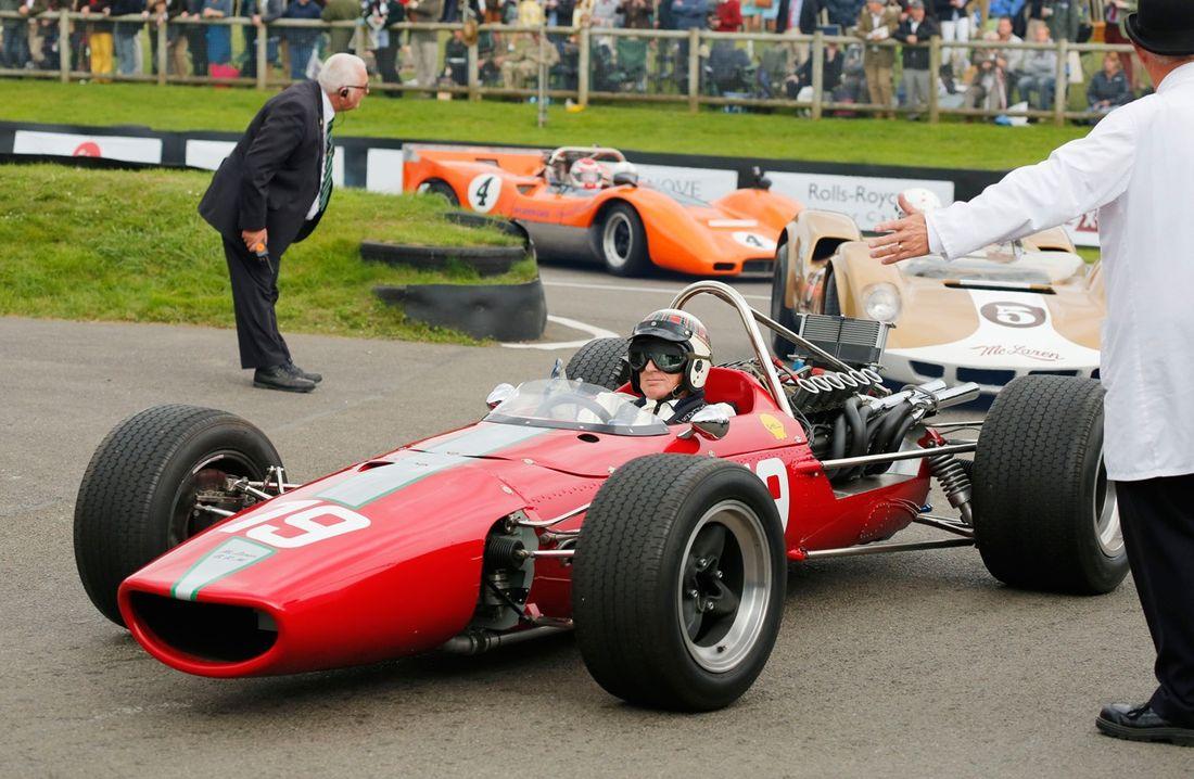 Mclaren Formula 1 Bruce Mclaren Celebrated At Goodwood