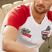 McLaren Est.1963 Patches T-Shirt