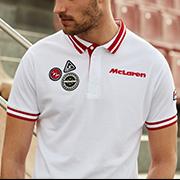 McLaren Est.1963 Pique Polo