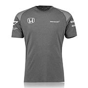 Camiseta oficial del equipo McLaren Honda 2017
