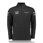 McLaren Honda Official 2017 Team 1/4 Zip Sweatshirt