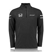 Sudadera oficial con cremallera superior del equipo McLaren Honda 2017