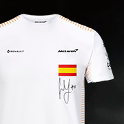Carlos Sainz Team T-Shirt 2020