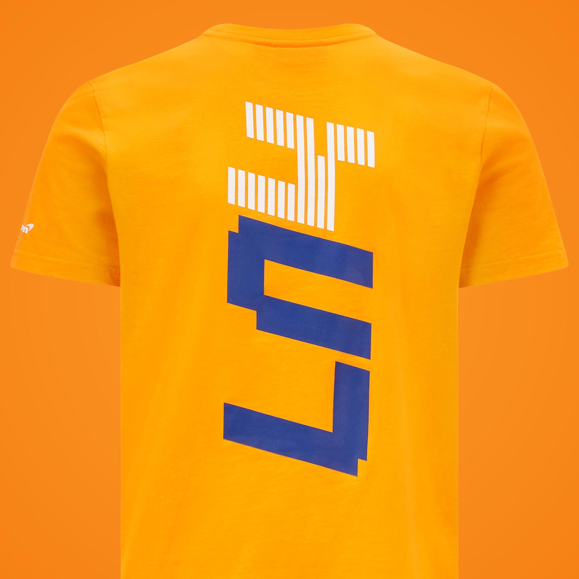 Lando Norris #4 T-Shirt